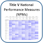 Title V National Performance Measures